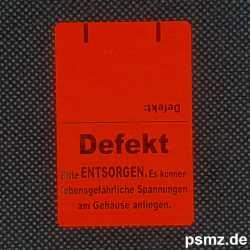 """DEF_03 - Das """"Entsorgen""""..."""